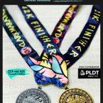 CM Clark Marathon -Medal