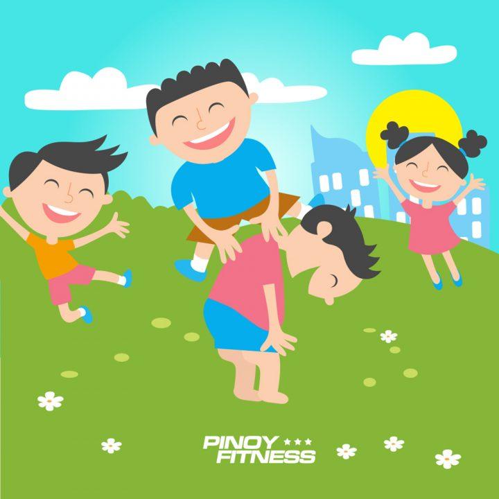 High Jump Activities For Kids