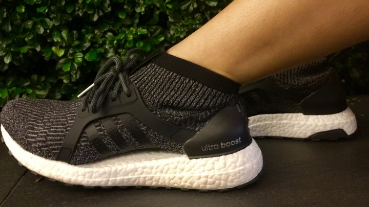adidas ultra boost x test