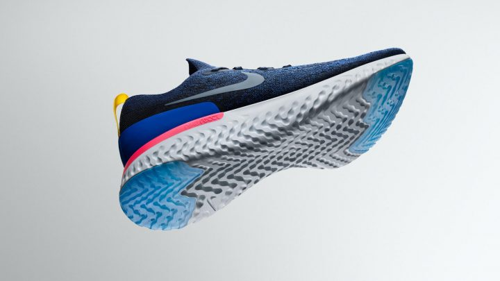 5601b851b355 The major difference that Nike React Foam has is how softer it is compared  to the EVA-based foams of the past. Which means