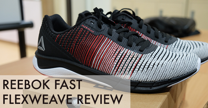 32ae821f86b42e Reebok Fast Flexweave Review  Speed and Flexibility