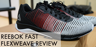 1e876610402a11 Reebok Fast Flexweave Review  Speed and Flexibility
