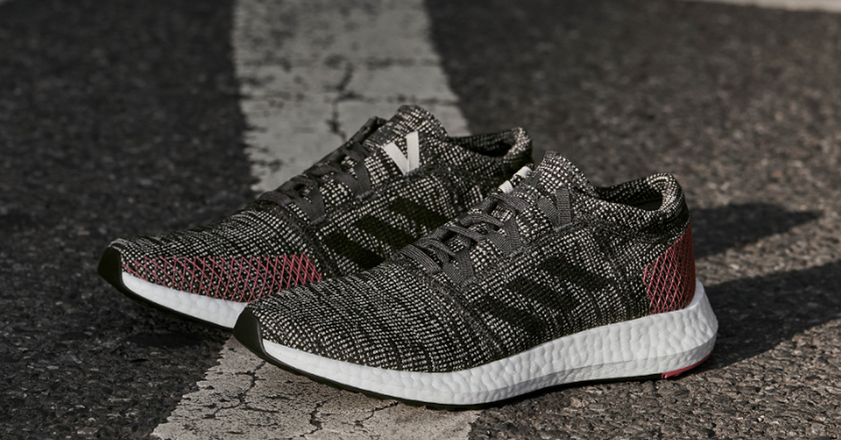 2fd3d37fb Adidas Gears up City Runners with the PureBOOST GO