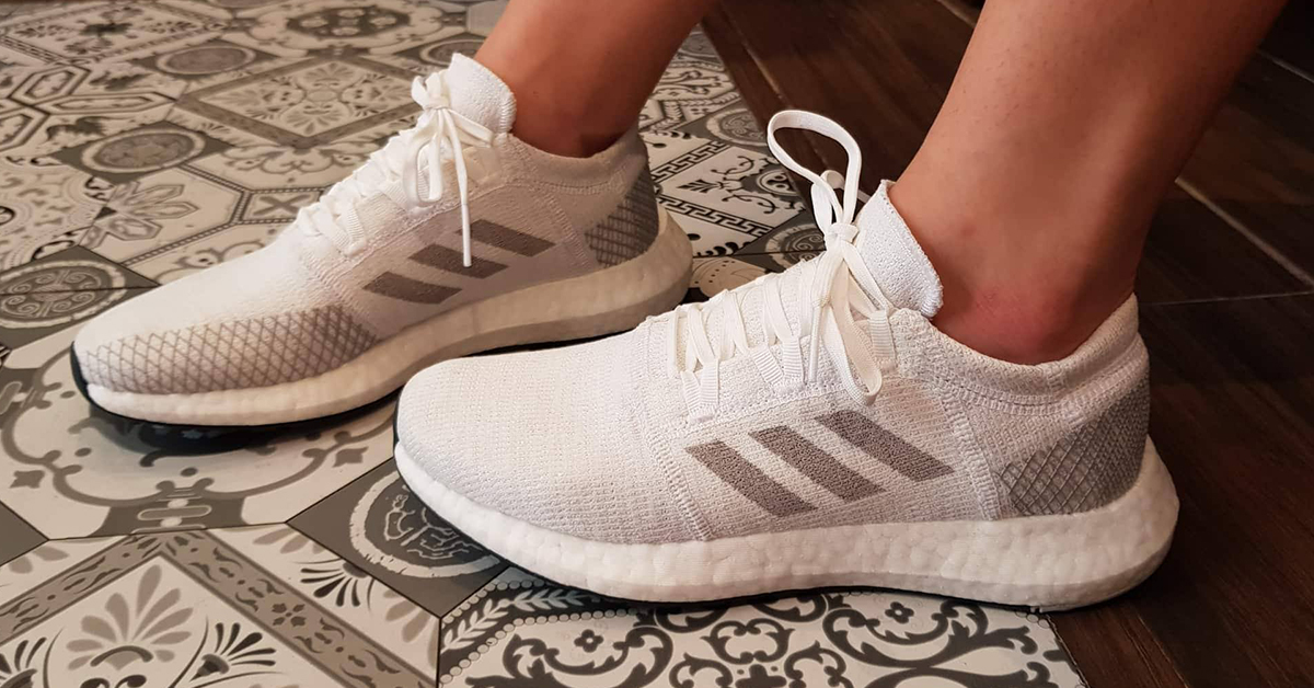 07989167200fc Adidas Pureboost Go Shoe Review  Designed for Changing Directions ...
