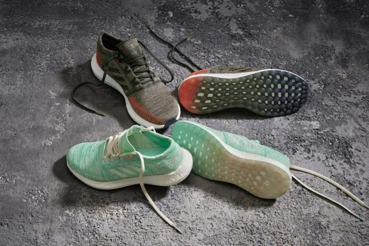 309a95ad9 City Chase Run: PureBOOST GO experience. As the PureBOOST GO aims to  elevate the street running experience, Adidas ...