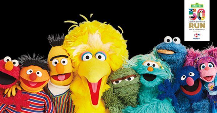 The Sesame Street Gang Return With Elmo S World Tour: Sesame Street