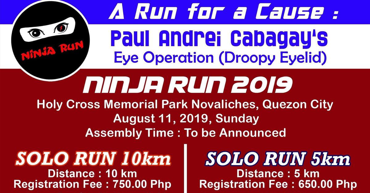 c3cd954a9 Ninja Run 2019 in Novaliches, QC   Pinoy Fitness